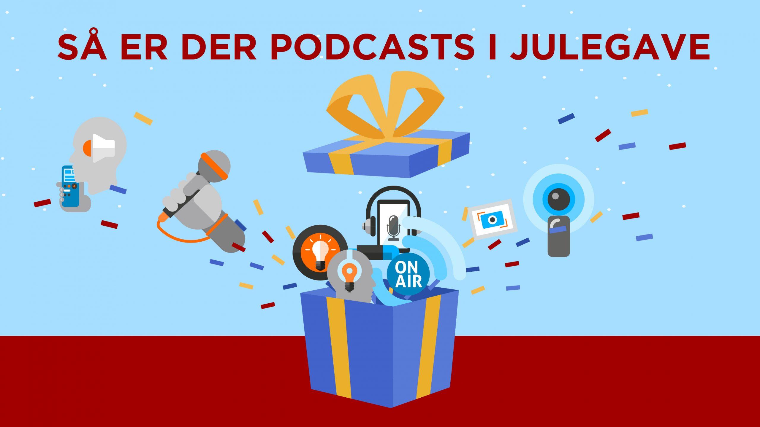 podcasts med viden