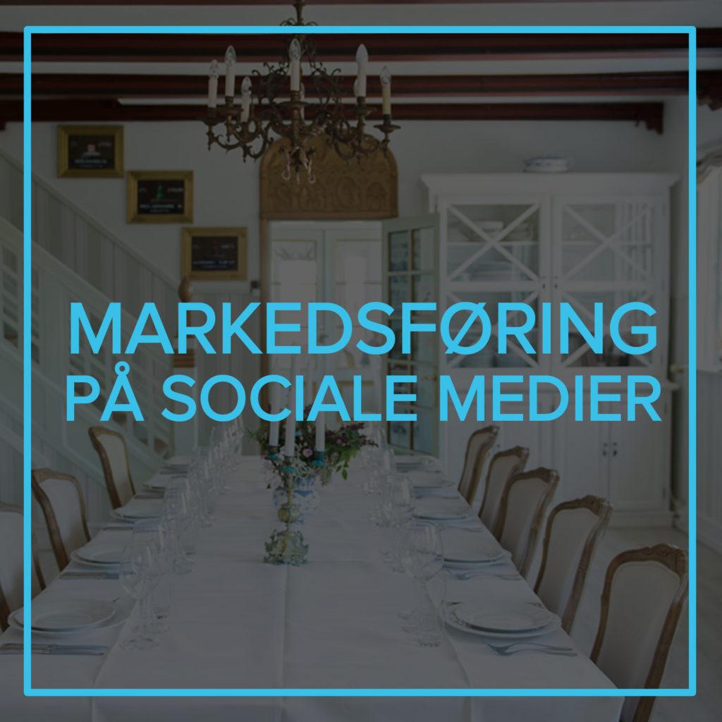 Markedsføring på sociale medier